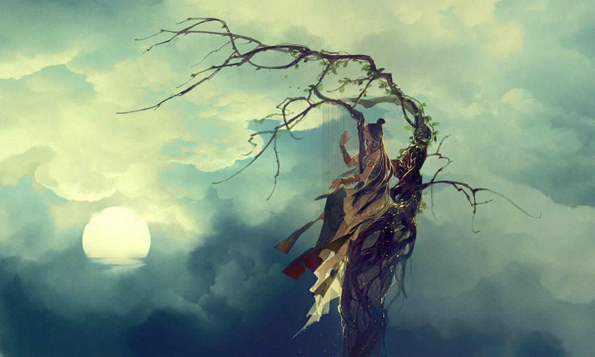 Đừng để lòng mình cuốn đi theo chiều gió