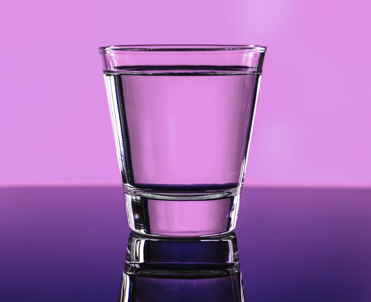 Uống nước ấm